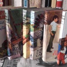 Libros de segunda mano: LOTE 7 TITULOS ENID BLYTON. EDITORIAL MOLINO. AÑOS 50 / 60 / 70. FREIXAS.. Lote 160681730