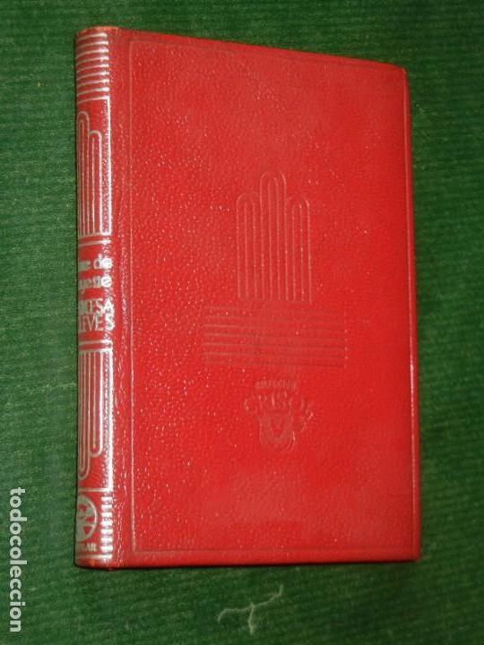 LA PRINCESA DE CLEVES, DE MDME. DE LAFAYETTE - AGUILAR CRISOL Nº 64 - 2ª ED. 1950 (Libros de Segunda Mano (posteriores a 1936) - Literatura - Otros)