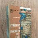 Libros de segunda mano: INTRODUCCIÓN AL CONOCIMIENTO DE LA LENGUA ESPAÑOLA - PABLO JAURALDE POU. Lote 160840122