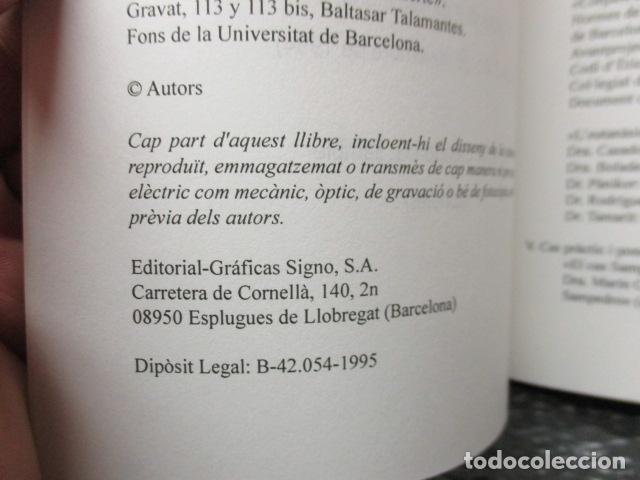 Libros de segunda mano: LA MORT EN LES CIENCIES SOCIALS (MARIA CASADO - GRACIELA SARRIBLE) CATALAN - MUY BUEN ESTADO - Foto 4 - 160892974