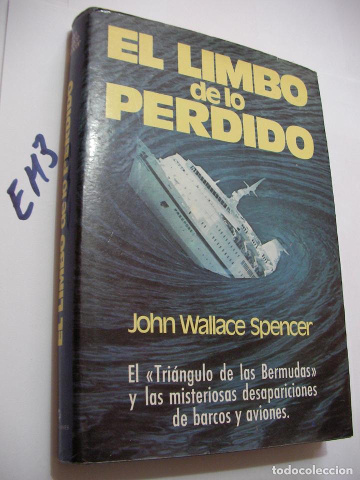 EL LIMBO DE LO PERDIDO - JOHN WALLACE (Libros de Segunda Mano - Parapsicología y Esoterismo - Otros)