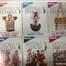 Libros de segunda mano: HISTORIA 16. Lote 160962088