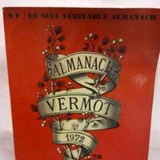 Libros de segunda mano: STQ.ALMANACH VERMOT 1972.BRUMART TU LIBRERIA.. Lote 161081874