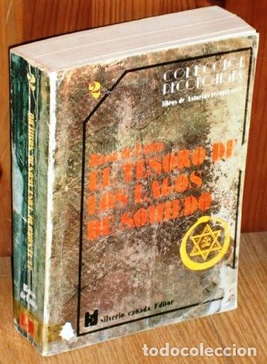 EL TESORO DE LOS LAGOS DE SOMIEDO POR MARIO ROSO DE LUNA DE ED. SILVERIO CAÑADA EN BILBAO 1980 (Libros de Segunda Mano - Parapsicología y Esoterismo - Otros)