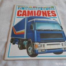 Libros de segunda mano: EL UNIVERSO DE LOS CAMIONES . Lote 161194662