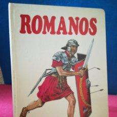 Libros de segunda mano: PUEBLOS DEL PASADO - ROMANOS - EDITORIAL MOLINO, 1977. Lote 161202053