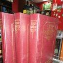 Libros de segunda mano: CLÁSICOS AFANÍAS LA PICARESCA ESPAÑOLA 3 TOMOS. Lote 161279022
