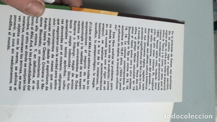 Libros de segunda mano: EL LIBRO DEL MAS ACA - OSCAR CABALLERO - FOTOS INDICE - Foto 3 - 161293170