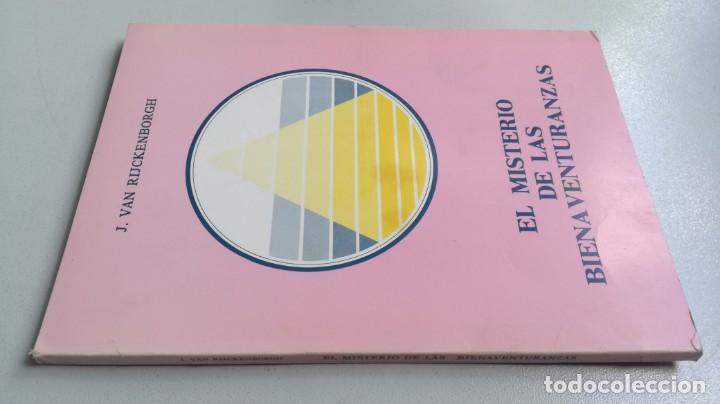 EL MISTERIO DE LAS BIENAVENTURANZAS - YVER, COLETTE - 1983 - FOTOS INDICE Y SINOPSIS (Libros de Segunda Mano - Parapsicología y Esoterismo - Otros)