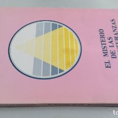 Libros de segunda mano: EL MISTERIO DE LAS BIENAVENTURANZAS - YVER, COLETTE - 1983 - FOTOS INDICE Y SINOPSIS. Lote 161293502