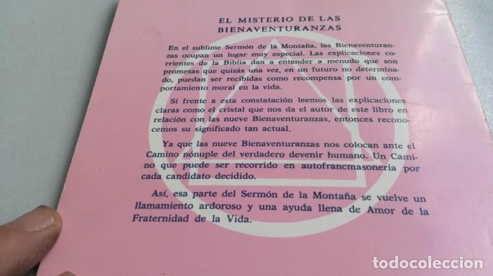 Libros de segunda mano: EL MISTERIO DE LAS BIENAVENTURANZAS - Yver, Colette - 1983 - FOTOS INDICE Y SINOPSIS - Foto 3 - 161293502
