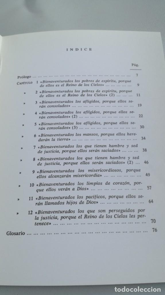 Libros de segunda mano: EL MISTERIO DE LAS BIENAVENTURANZAS - Yver, Colette - 1983 - FOTOS INDICE Y SINOPSIS - Foto 6 - 161293502