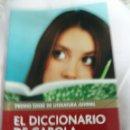 Libros de segunda mano: LIBRO NÚM .28 EL DICCIONARIO DE CAROLA DE CARMEN GOMEZ OJEDA. Lote 161307998