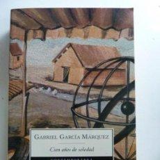 Libros de segunda mano: CIEN AÑOS DE SOLEDAD. GARCÍA MÁRQUEZ. Lote 161341766