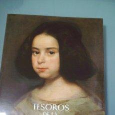 Libros de segunda mano: TESOROS DE LA HISPANIC SOCIETY OF AMERICA.. Lote 161419442