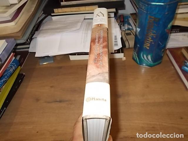 Libros de segunda mano: HISTORIA DEL ARTE UNIVERSAL .ARS MAGNA. ED. PLANETA.2006. COMPLETA 10 TOMOS. TODO UNA JOYA!!!!!! - Foto 3 - 213773093