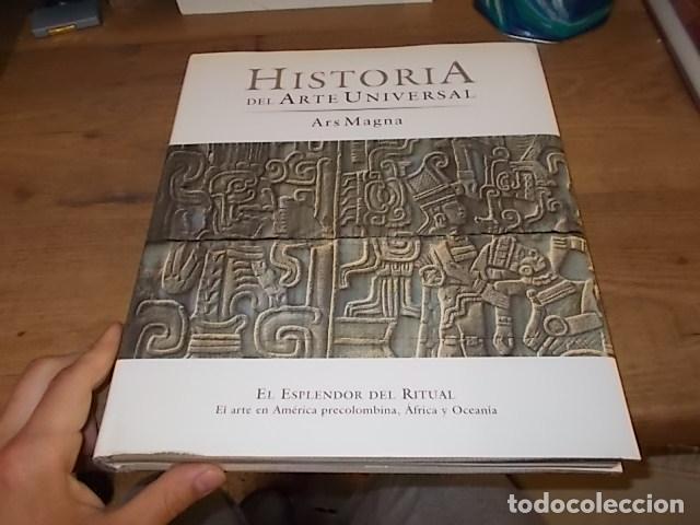 Libros de segunda mano: HISTORIA DEL ARTE UNIVERSAL .ARS MAGNA. ED. PLANETA.2006. COMPLETA 10 TOMOS. TODO UNA JOYA!!!!!! - Foto 6 - 213773093