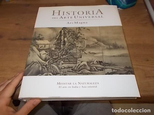 Libros de segunda mano: HISTORIA DEL ARTE UNIVERSAL .ARS MAGNA. ED. PLANETA.2006. COMPLETA 10 TOMOS. TODO UNA JOYA!!!!!! - Foto 10 - 213773093