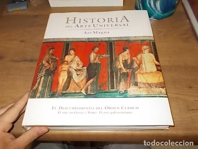 Libros de segunda mano: HISTORIA DEL ARTE UNIVERSAL .ARS MAGNA. ED. PLANETA.2006. COMPLETA 10 TOMOS. TODO UNA JOYA!!!!!! - Foto 13 - 213773093
