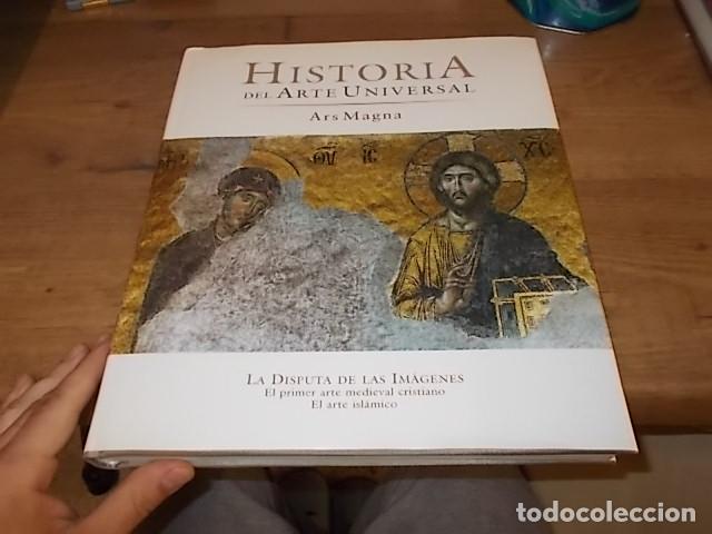 Libros de segunda mano: HISTORIA DEL ARTE UNIVERSAL .ARS MAGNA. ED. PLANETA.2006. COMPLETA 10 TOMOS. TODO UNA JOYA!!!!!! - Foto 18 - 213773093