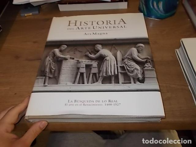 Libros de segunda mano: HISTORIA DEL ARTE UNIVERSAL .ARS MAGNA. ED. PLANETA.2006. COMPLETA 10 TOMOS. TODO UNA JOYA!!!!!! - Foto 26 - 213773093