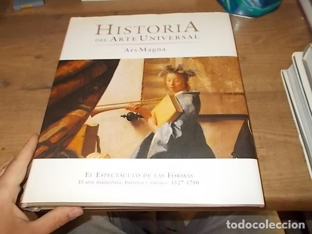 Libros de segunda mano: HISTORIA DEL ARTE UNIVERSAL .ARS MAGNA. ED. PLANETA.2006. COMPLETA 10 TOMOS. TODO UNA JOYA!!!!!! - Foto 30 - 213773093