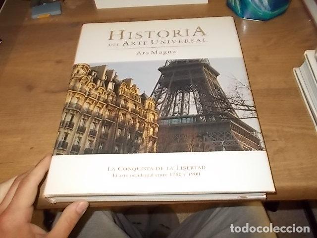 Libros de segunda mano: HISTORIA DEL ARTE UNIVERSAL .ARS MAGNA. ED. PLANETA.2006. COMPLETA 10 TOMOS. TODO UNA JOYA!!!!!! - Foto 34 - 213773093