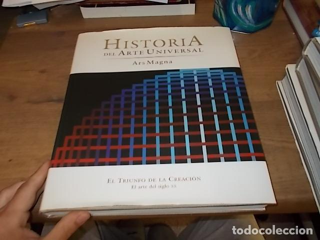 Libros de segunda mano: HISTORIA DEL ARTE UNIVERSAL .ARS MAGNA. ED. PLANETA.2006. COMPLETA 10 TOMOS. TODO UNA JOYA!!!!!! - Foto 38 - 213773093