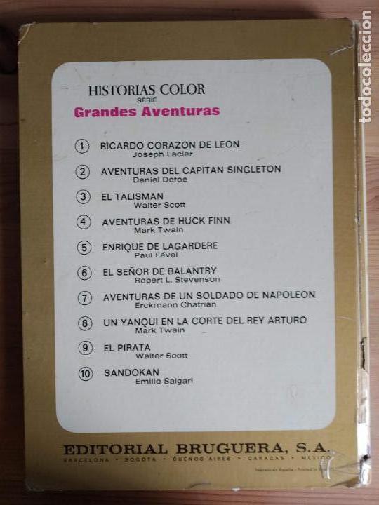 Libros de segunda mano: Ricardo Corazon de Leon. de Joseph Lacier. PRIMERA EDICION en Historias Color . 1975 - Foto 2 - 161625026