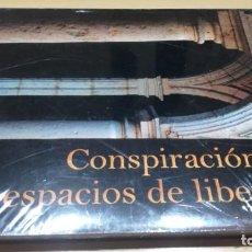 Libros de segunda mano: CONSPIRACIÓN Y ESPACIOS DE LIBERTAD. VALLADOLID 1809 MORELIA 2009 MÉXICO. 270 P.NUEVO LUNWERG. Lote 161823698