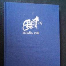 Libros de segunda mano: AGENDA ESPAÑA 89 NIEVES FERNANDEZ. Lote 161924378
