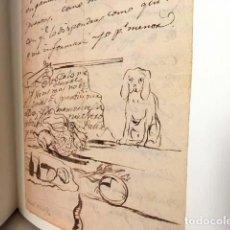 Libros de segunda mano: GOYA Y LA CAZA. (JULIÁN GÁLLEGO / PÉREZ SÁNCHEZ). TIRADA LIMITADA Y NUMERADA. Lote 161964798