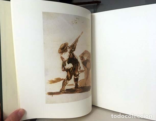 Libros de segunda mano: Goya y la caza. (Julián Gállego / Pérez Sánchez). tirada limitada y numerada - Foto 2 - 161964798