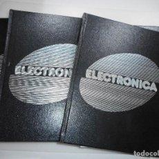 Libros de segunda mano: ELECTRÓNICA. ENCICLOPEDIA PRÁCTICA Y93821. Lote 162073542