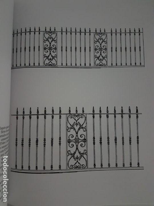 Libros de segunda mano: LOTE DE 2 TOMOS ARTE EN HIERRO ( EN 3 IDIOMAS ) - Foto 5 - 162208174