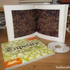 Libros de segunda mano: TAPICERÍA + BATIK PATTERNS. AGILE RABBIT EDITONS. 1999 - 2008. INCLUYEN CD. EXCELENTES EJEMPLARES. . Lote 162254614