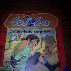Libros de segunda mano: LEO LEO. EL INVITADO SORPRESA. Nº 166. EST7B6. Lote 162296290