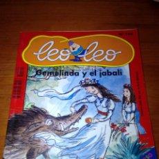 Libros de segunda mano: LEO LEO. Nº 164. GEMELINDA Y EL JABALÍ. EST7B4. Lote 162297674