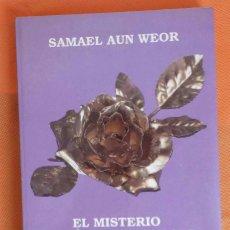 Libros de segunda mano: EL MISTERIO DEL ÁUREO FLORECER -SAMAEL AUN WEOR- ENVÍO: 2,50 € *.. Lote 162462898