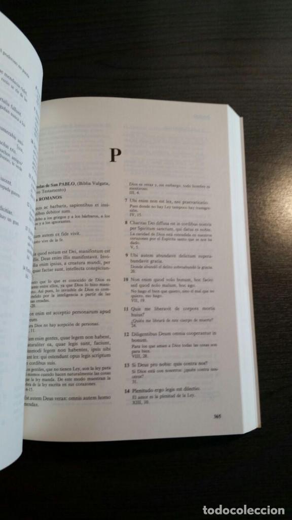 Libros de segunda mano: DICCIONARIO DE CITAS , EDITORIAL NOESIS, - Foto 3 - 162503470