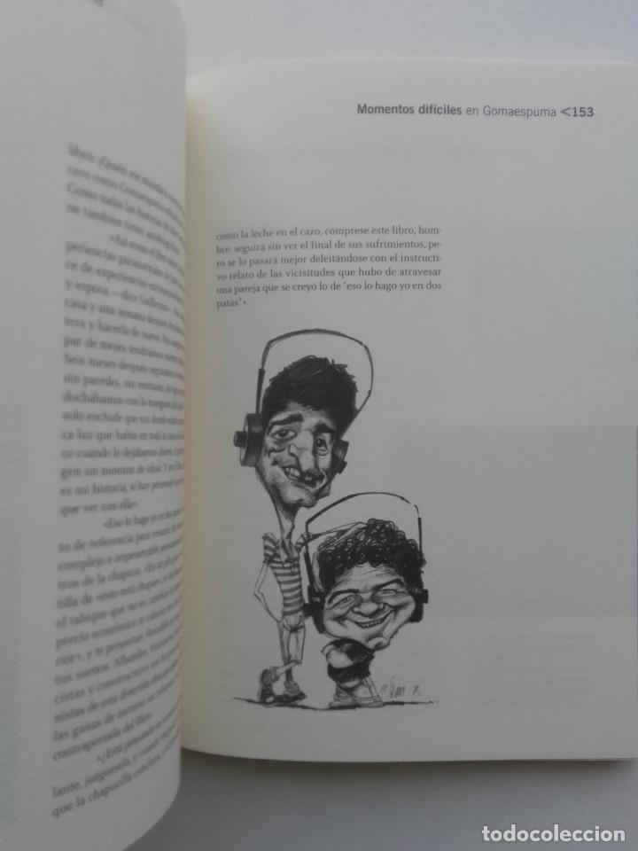 Libros de segunda mano: GOMAESPUMA 20 AÑOS - CURRA FERNÁNDEZ Y NURIA SERENA - Ed. aguilar - 2004 - Foto 4 - 162518022
