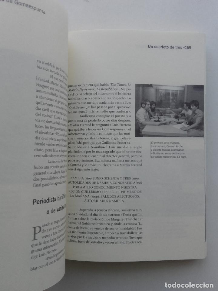 Libros de segunda mano: GOMAESPUMA 20 AÑOS - CURRA FERNÁNDEZ Y NURIA SERENA - Ed. aguilar - 2004 - Foto 7 - 162518022