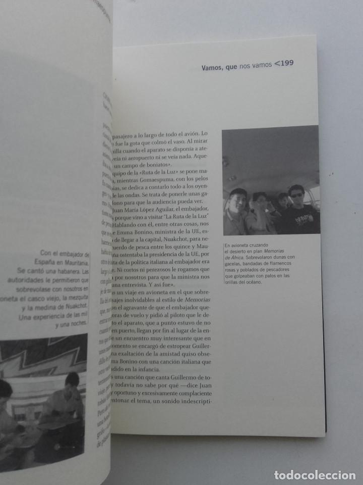 Libros de segunda mano: GOMAESPUMA 20 AÑOS - CURRA FERNÁNDEZ Y NURIA SERENA - Ed. aguilar - 2004 - Foto 8 - 162518022