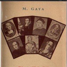 Libros de segunda mano: GAYA Y DELRUE : EL MITO DE CRISTÓBAL COLÓN (ZARAGOZA, S.F.). Lote 162628982
