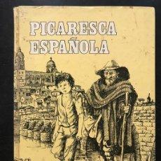 Libros de segunda mano: PICARESCA PICARESCA ESPAÑOLA - ANÓNIMO / CERVANTES / QUEVEDO ESPAÑOLA. Lote 162637142