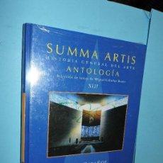 Libros de segunda mano: ARTE ESPAÑOL DEL SIGLO XX. CABAÑAS BRAVO, MIGUEL. COL. SUMMA ARTIS, XIII. ED. ESPASA. Lote 162674882
