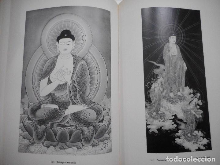 Libros de segunda mano: Buddhist paintings.Japanese National Treasures:Restored copies by Miyahara Ryusen Y93912 - Foto 2 - 162703818