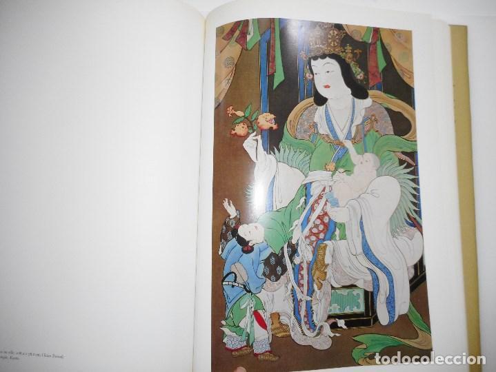 Libros de segunda mano: Buddhist paintings.Japanese National Treasures:Restored copies by Miyahara Ryusen Y93912 - Foto 3 - 162703818