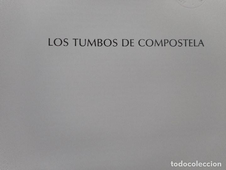 Libros de segunda mano: Los tumbos de Compostela Y93918 - Foto 2 - 162705350
