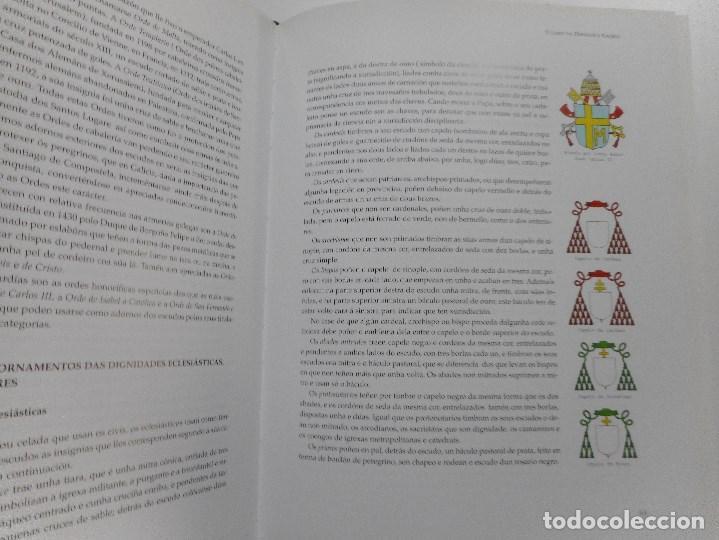 Libros de segunda mano: LUCIANO FARIÑA COUTO O libro da heráldica galega Y93919 - Foto 3 - 162705454